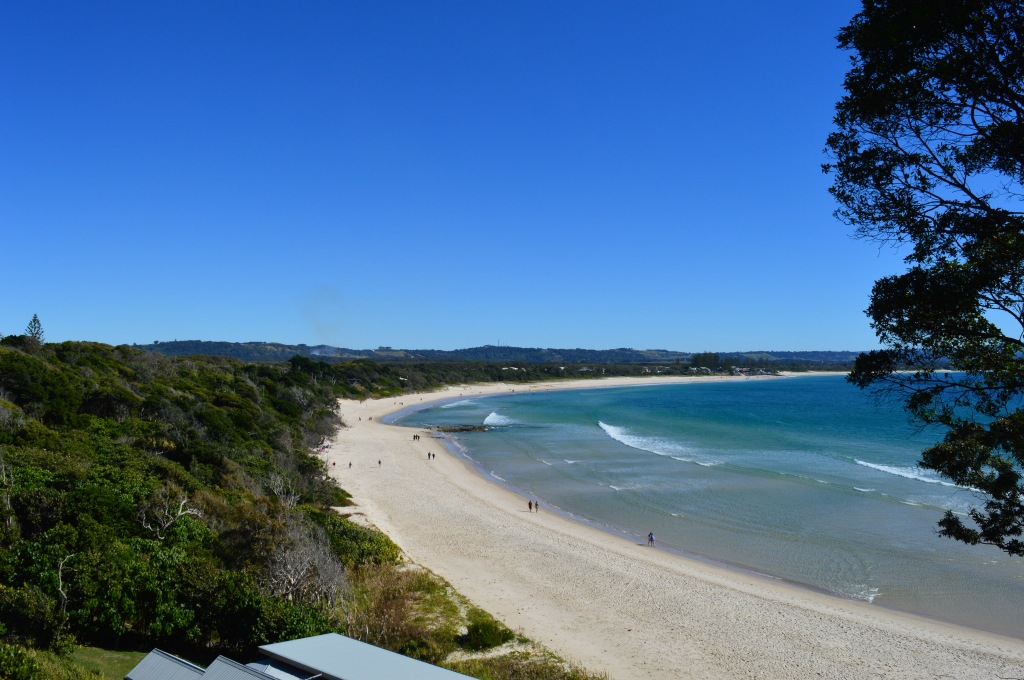The Beautiful Byron Bay