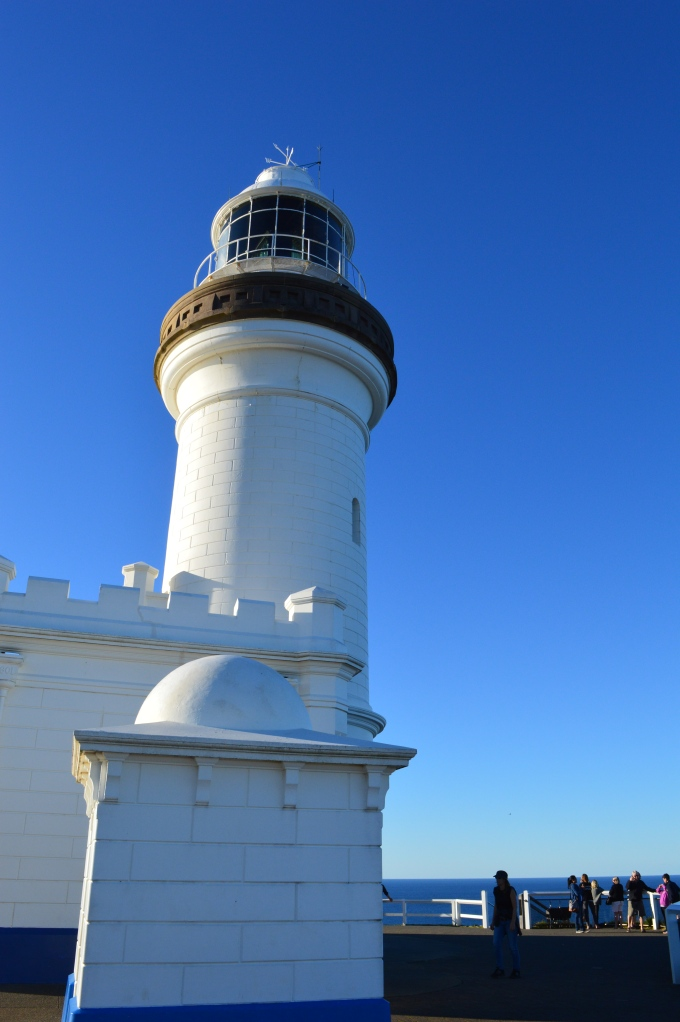 Byron Bays Famous Lighthouse